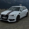 Audi iron Man