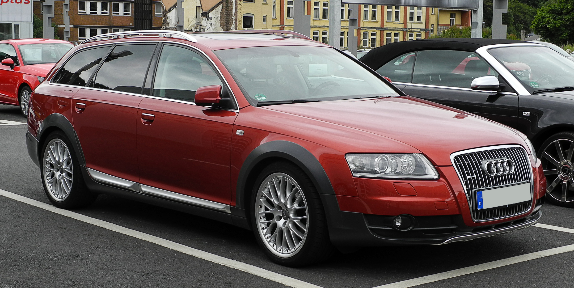 Audi_A6_allroad_quattro_3.0_TDI_(C6)_%E2%80%93_Frontansicht_(1),_13._Juni_2011,_Wuppertal.jpg