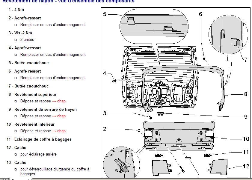 Contacteur Feu Stop A.I.C AUDI A6 Avant 2.5 TDI 180 CH 4B, C5