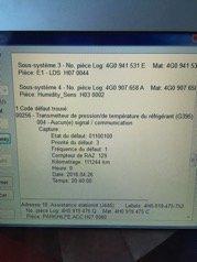 Problème climatisation - A6 C7 / A6L C7 / allroad C7 - (2011