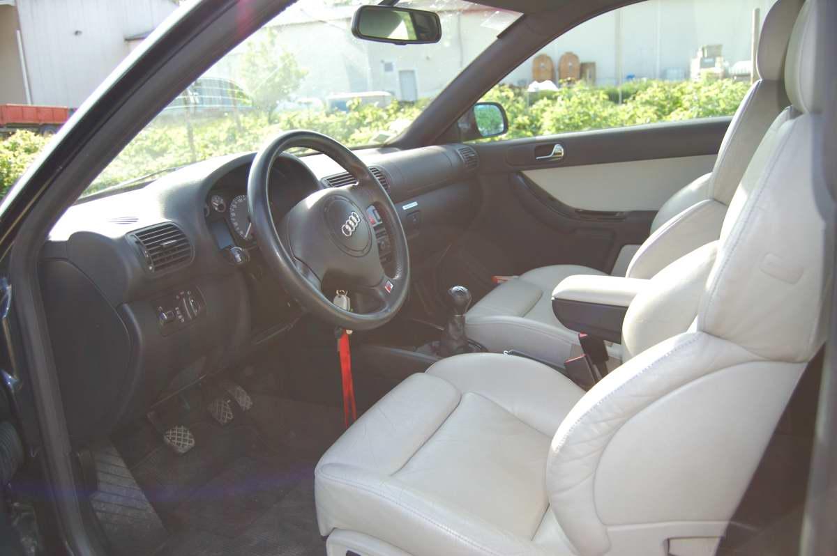 Voyant ESP- Débit mètre - S3 8L - (1999 à 2003) - Forums Audi ...