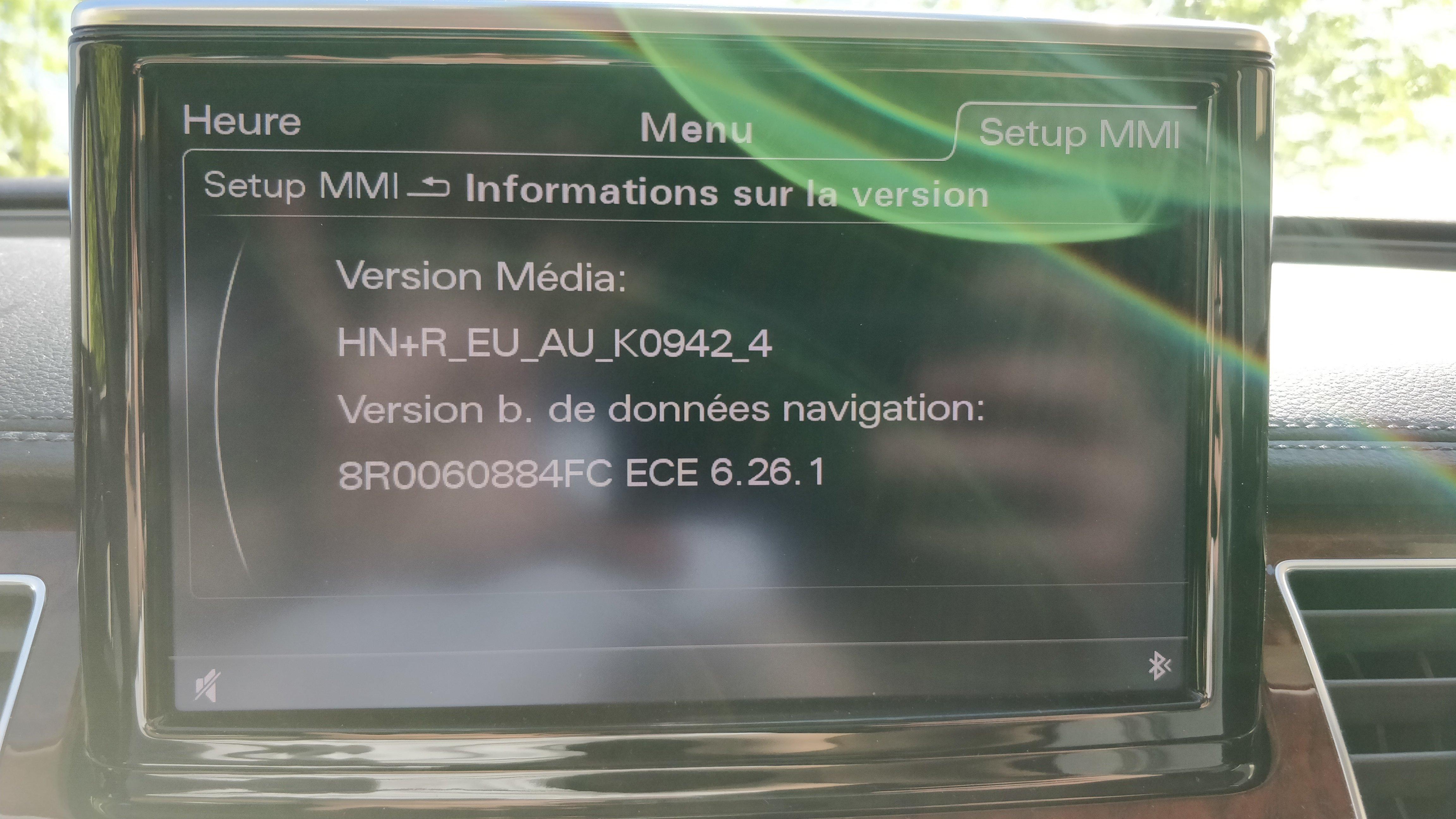 Mise à jour MMI sw : hn+_eu_au_p0065 - MMI 2G - 3G - 3G Plus