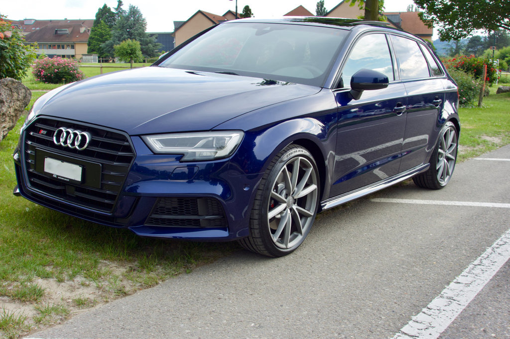 s3 sb navarra blau  en allemand    - s3 8v    s3 berline    s3 sportback    s3 cabriolet