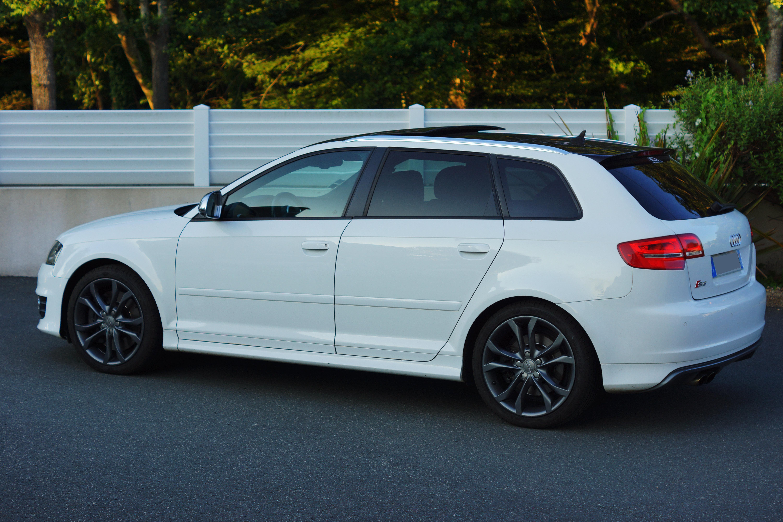 Audi S3 8P Facelift Sportback - S3 8P / S3 8PA Sportback ...