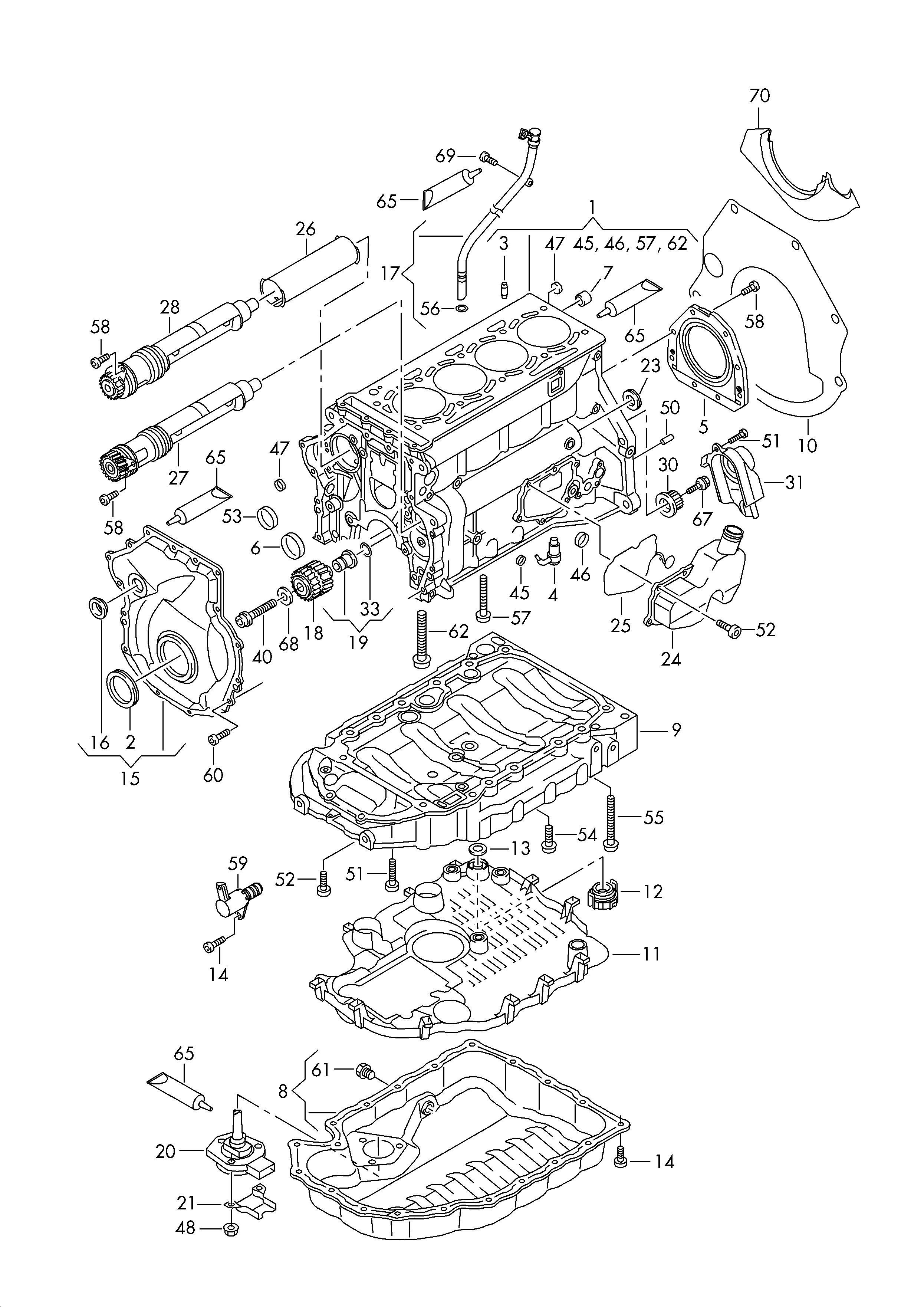 moteur 2L tfsi