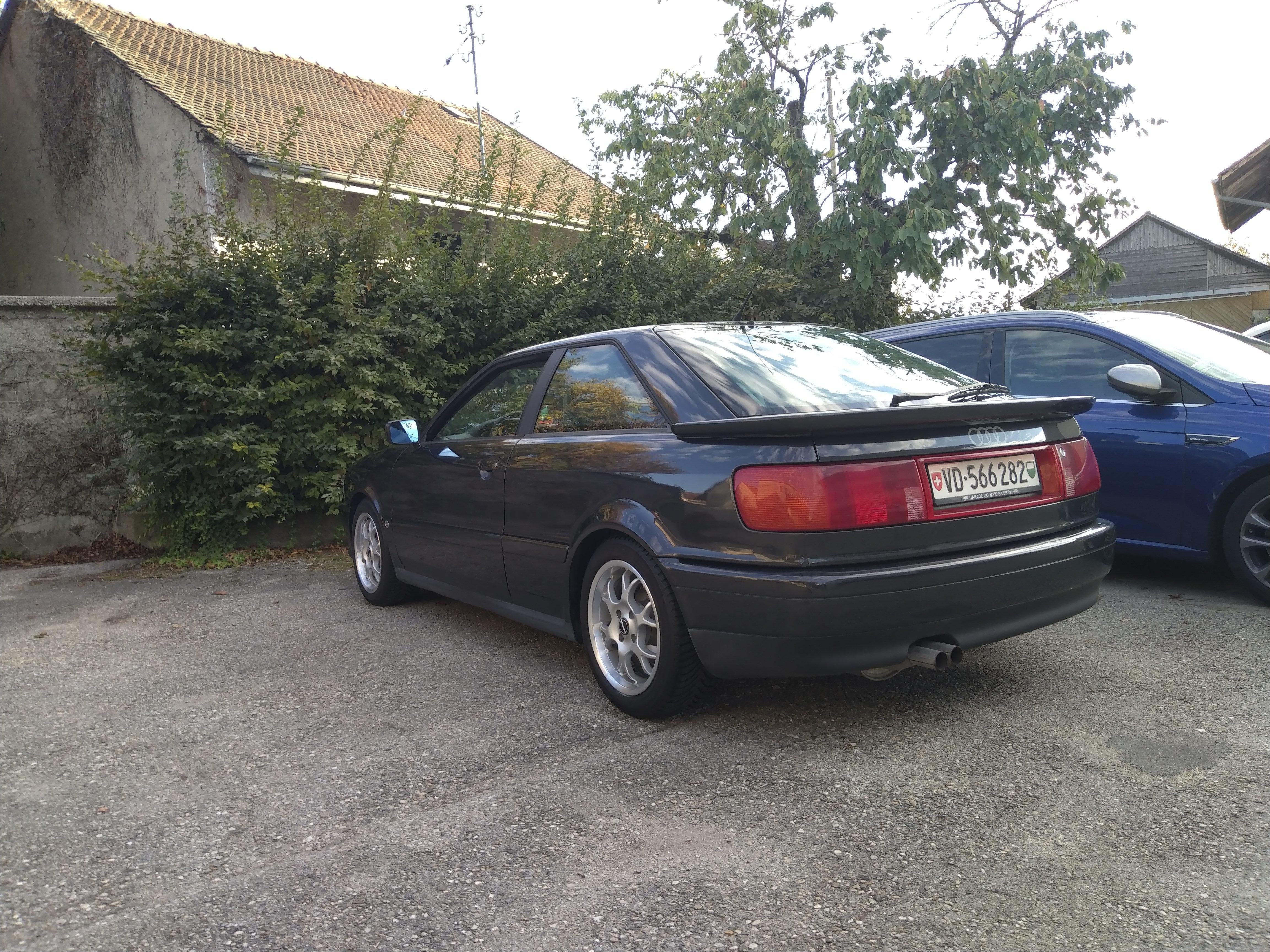 Pneu D Hiver A Vendre >> [Vends] - Audi Coupe V6 A Vendre - PA :: 80 / 90 / Coupé ...