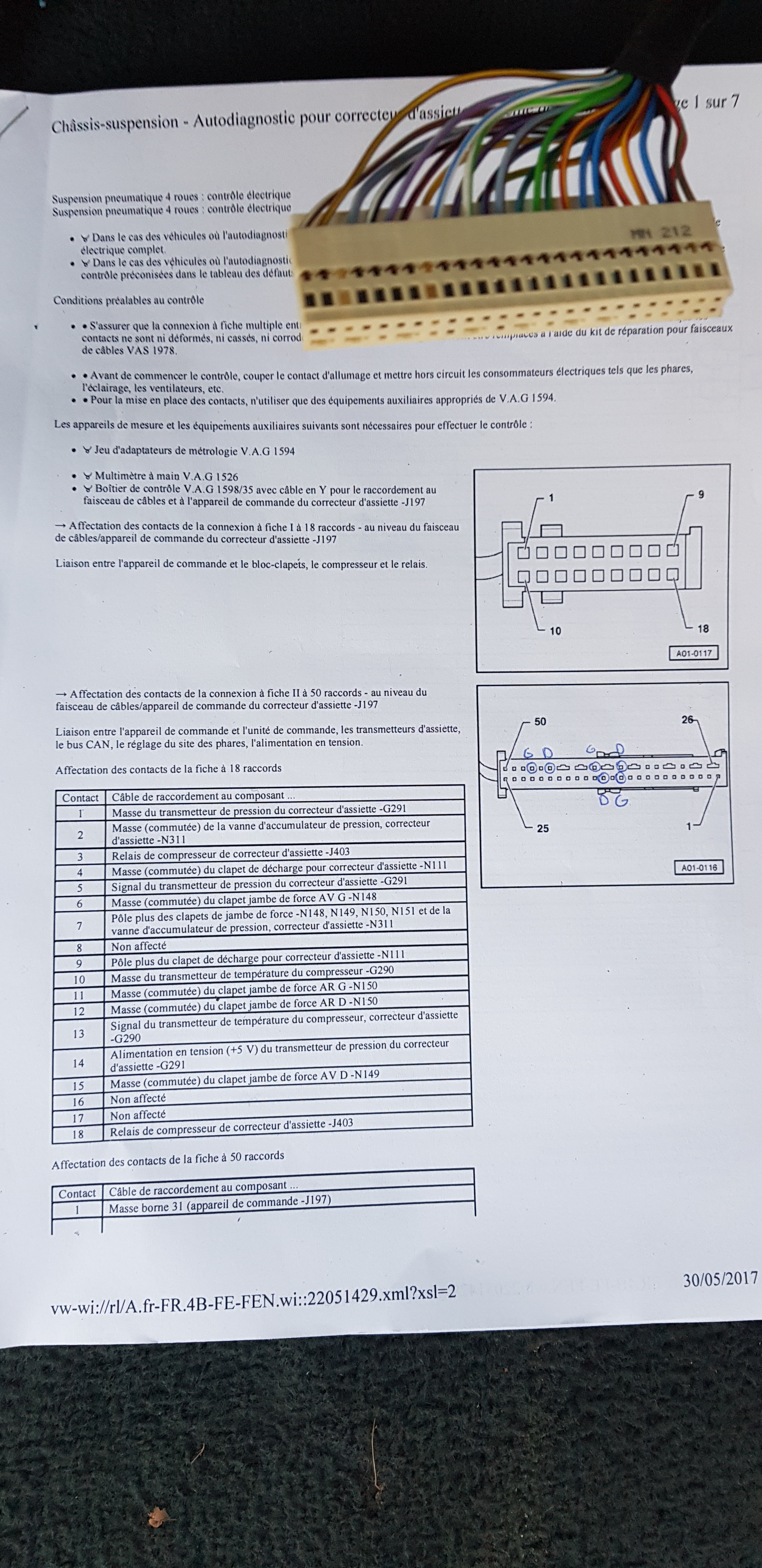 Jeu de filtres Wartungskit inspection S audi a6 4b 4,2 QUATTRO s6 299 340ps