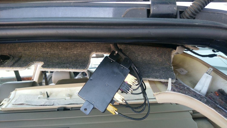 Audi A6 C5 Allroad Antenne Radio Antenne Amplificateur Booster Unité 4B9035225 99-05