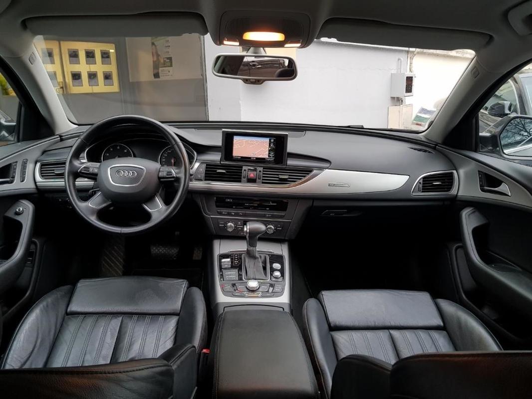 Audi A6 C7 TFSI interieur.jpg